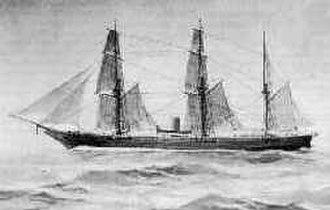 USS Wyoming (1859) - USS Wyoming