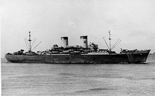 USS <i>General A. E. Anderson</i> (AP-111)