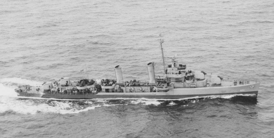 USS Glennon (DD-620)