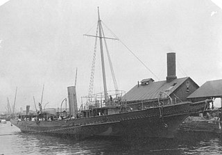 USS <i>Hornet</i> (1898) US Navy gunboat commissioned in 1898