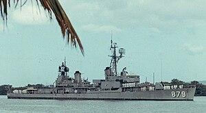 USS Leary DDR-879