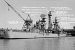 USS Little Rock (CLG-4) radar arrangement (aft) 1960.jpg