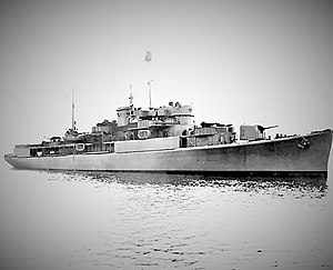 USS Oyster Bay (AGP-6)