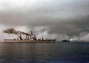USS Philadelphia (CL-41) off Salerno 1943.jpg