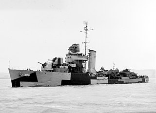USS <i>Stack</i> (DD-406) Destroyer in the United States Navy