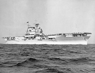 USS <i>Yorktown</i> (CV-5) 1937 Yorktown-class aircraft carrier of the United States Navy
