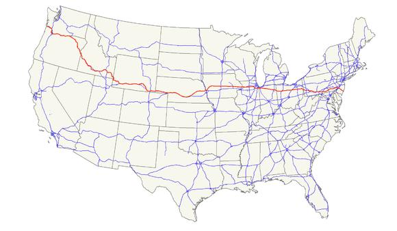 Route Ohio Map Route Ohio Construction Inspiring Images Map - Us 30 ohio map