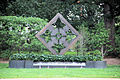 US Army 4th Infantry (Ivy) Division memorial - Memorial Drive - Arlilngton National Cemetery - 2011.JPG