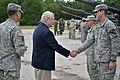 US Army Gen. Carter Ham (ret.), Combined Resolve II, Grafenwoehr, Germany 140620-A-HE359-023.jpg