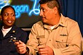US Navy 060301-N-7130B-001 Chief Boatswain's Mate Dante Zamora sits on a judge panel to offer an honest critique of potential contestant performances.jpg