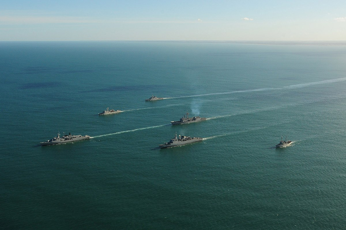Naval Exercise