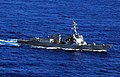 US Navy 100919-N-4997L-034 The guided-missile destroyer USS Momsen (DDG 92) cruises in the Pacific Ocean.jpg