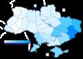 Ukraine Presidential Oct 2004 Vote (Yanukovych)a.png
