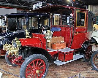 Unic - Unic Taxicab (1908)