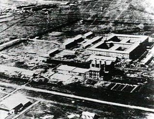Unit 731 biological and chemical warfare research and development unit of the Imperial Japanese Army