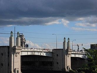 University Avenue Bridge - Image: University Avenue Bridge, Philadelphia 01