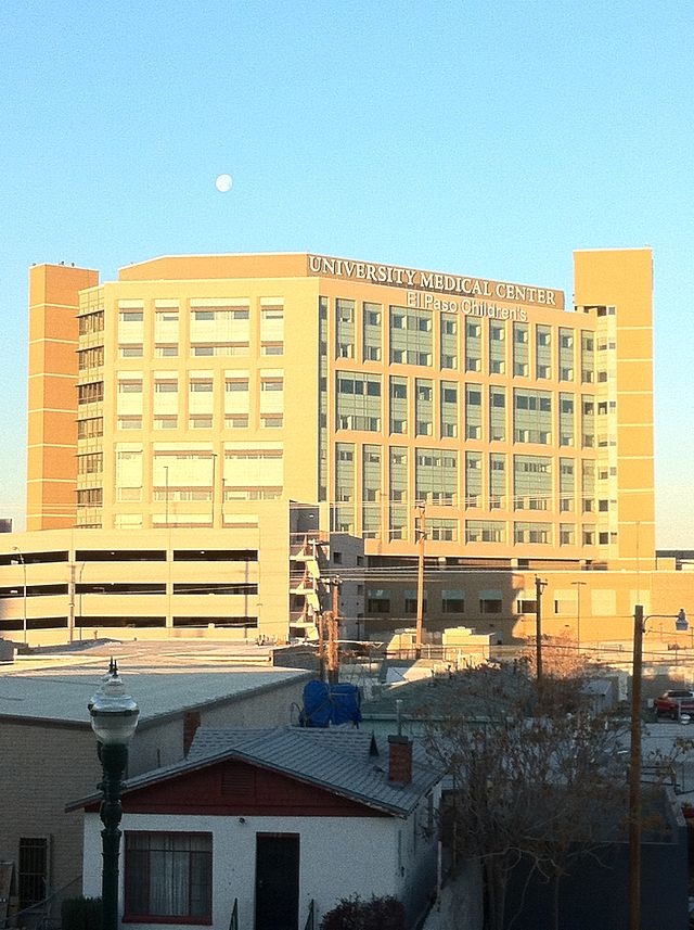 University Medical Center El Paso Texas Wikiwand