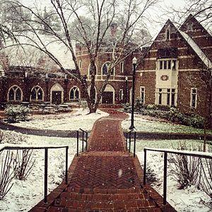 University of Richmond School of Law - Front of Richmond Law