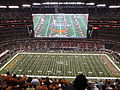 University of Texas marching band Big 12 Championship game.jpg