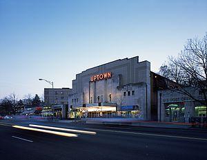 Uptown Theater (Washington, D.C.) - Image: Uptown Theater, Washington, D.C.15084v