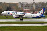 Ural Airlines, VP-BKB, Airbus A320-214 (17275945920) (2).jpg