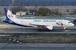 Ural Airlines, VQ-BNI, Airbus A320-214 (25977373894).jpg