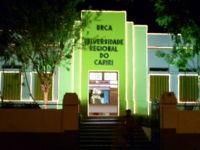 Reitoria da URCA, no bairro Pimenta