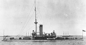 USS Miantonomoh (BM-5) - USS Miantonomoh