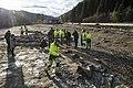 Utgraving på Sandbrauta i Lundamo i Melhus (37849735672).jpg