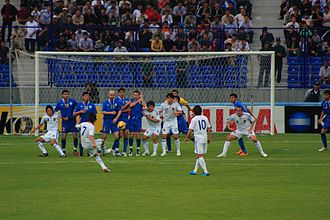 2010 FIFA World Cup qualification (AFC) - Uzbekistan vs Japan 2009