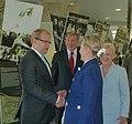 Välisminister Paet ja USA riigisekretär Clinton tähistasid Eesti, Läti ja Leedu iseseisvuse taastamise 20. aastapäeva (5890586090).jpg