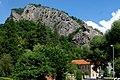 Výšinné opevněné sídliště - hradiště Svatojánská skála, Svatý Jan pod Skalou, okr. Beroun, Středočeský kraj.jpg
