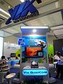 VIA Booth at TICC, Computex 2011-QuadCore (5811451408).jpg
