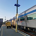 VIA Rail Canada's The Ocean at Halifax Station upon Arrival.jpg