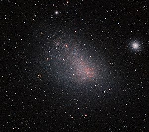 Small Magellanic Cloud - Image: VISTA's view of the Small Magellanic Cloud