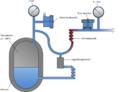 Vacuum Insulated Evaporator diagram.png