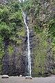 Vaimahuta falls in Tahiti.JPG