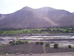 Moquegua vallei