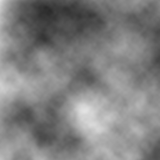 Value noise - 2D Value noise rescaled and added onto itself to create fractal noise