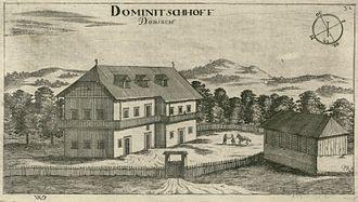 Boršt, Metlika - Dominiče Manor