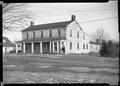 Van Epps Hotel, Glenville, Schenectady County, NY HABS NY,47-GLEN,3-1.tif