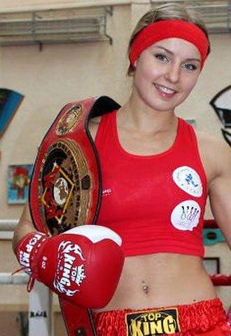 Ekaterina Vandaryeva - Image: Vandaryeva