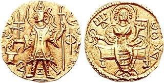 Vāsishka Kushan emperor