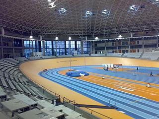 1998 European Athletics Indoor Championships 1998 edition of the European Athletics Indoor Championships