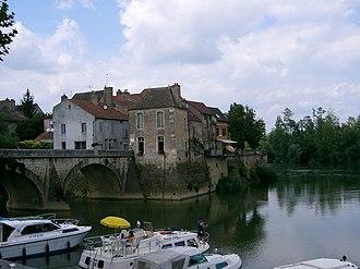 Verdun-sur-le-Doubs - Image: Verdun sur le Doubs Maison du blé et du pain