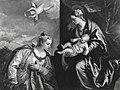 Veronese - Venezia in adorazione della Madonna con Bambino, Asta Christie's.jpg