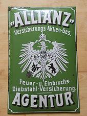 Allianz Se Wikipedia