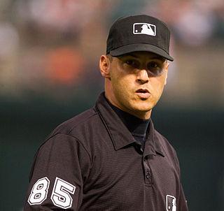 Vic Carapazza American baseball umpire