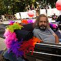 Vienna 2013-06-15 Street Parade 476 Hermes Phettberg.jpg