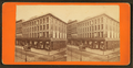 View at the corner of 6th & Chestnut Sts., Phila, Penn, by S. R. Morse.png